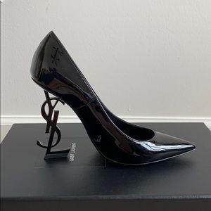Saint Laurent Opyum 110 YSL heel